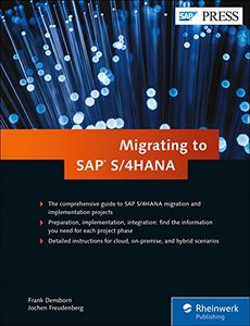 SAP S/4HANA Migration (SAP PRESS)-cover