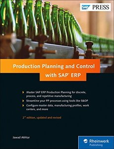 Production Planning and Control (SAP PP) with SAP ERP (2nd Edition) (SAP PRESS)-cover