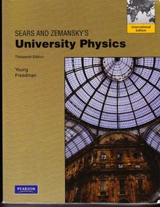 Sears and Zemansky's University Physics, 13/e (IE-Paperback)-cover