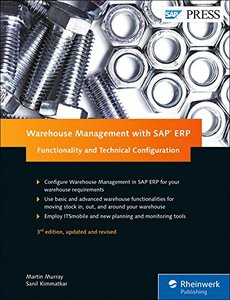 Warehouse Management with SAP ERP (SAP WM): Functionality and Technical Configuration (3rd Edition)-cover