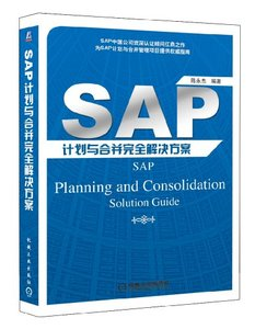SAP 計劃與合併完全解決方案-cover