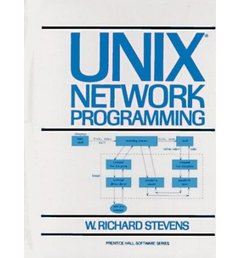 UNIX Network Programming-cover