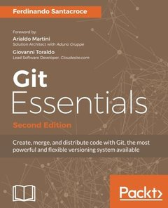Git Essentials - Second Edition-cover