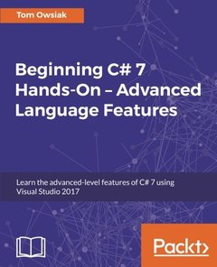 Beginning C# 7 Hands-On – Advanced Language Features-cover