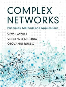 Complex Networks: Principles, Methods and Applications (Hardcover)-cover