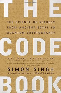 The Code Book: The Science of Secrecy from Ancient Egypt to Quantum Cryptography-cover
