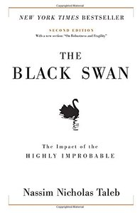 The Black Swan: The Impact of the Highly Improbable (Incerto)-cover
