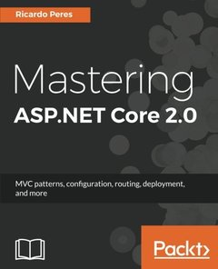 Mastering ASP.NET Core-cover
