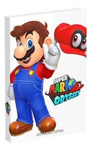 Super Mario Odyssey: Prima Collector's Edition Guide-cover
