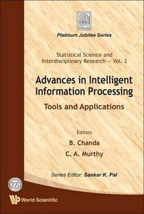 ADVANCES IN INTELLIGENT INFORMATION PROCESSING: TOOLS AND APPLICATIONS-cover