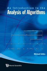 INTRODUCTION TO THE ANALYSIS OF ALGORITHMS, AN-cover