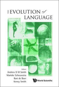 EVOLUTION OF LANGUAGE, THE - PROCEEDINGS OF THE 8TH INTERNATIONAL CONFERENCE (EVOLANG8)-cover