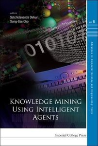 KNOWLEDGE MINING USING INTELLIGENT AGENTS-cover