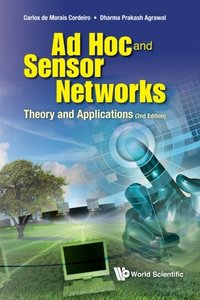 AD HOC AND SENSOR NETWORKS: THEORY AND APPLICATIONS (2ND EDITION)-cover
