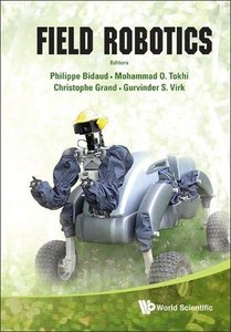 FIELD ROBOTICS - PROCEEDINGS OF THE 14TH INTERNATIONAL CONFERENCE ON CLIMBING AND WALKING ROBOTS AND THE SUPPORT TECHNOLOGIES FOR MOBILE MACHINES-cover