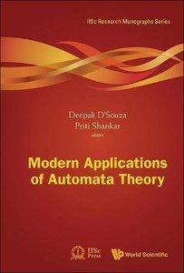 MODERN APPLICATIONS OF AUTOMATA THEORY
