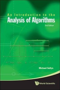 INTRODUCTION TO THE ANALYSIS OF ALGORITHMS, AN (2ND EDITION)-cover