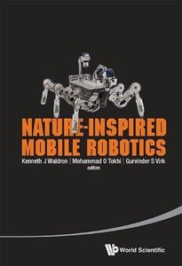 NATURE-INSPIRED MOBILE ROBOTICS - PROCEEDINGS OF THE 16TH INTERNATIONAL CONFERENCE ON CLIMBING AND WALKING ROBOTS AND THE SUPPORT TECHNOLOGIES FOR MOBILE MACHINES-cover