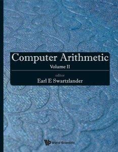 COMPUTER ARITHMETIC - VOLUME I, II & III-cover
