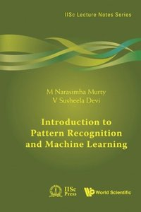 INTRODUCTION TO PATTERN RECOGNITION AND MACHINE LEARNING-cover