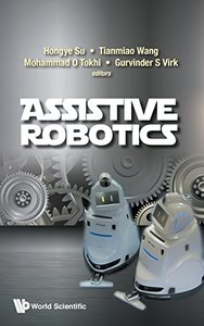 ASSISTIVE ROBOTICS - PROCEEDINGS OF THE 18TH INTERNATIONAL CONFERENCE ON CLAWAR 2015-cover