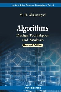 ALGORITHMS: DESIGN TECHNIQUES AND ANALYSIS (REVISED EDITION)-cover