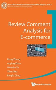 REVIEW COMMENT ANALYSIS FOR E-COMMERCE-cover