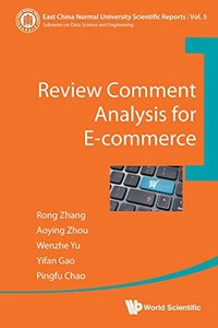 REVIEW COMMENT ANALYSIS FOR E-COMMERCE