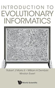 INTRODUCTION TO EVOLUTIONARY INFORMATICS-cover