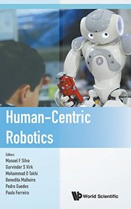 HUMAN-CENTRIC ROBOTICS - PROCEEDINGS OF THE 20TH INTERNATIONAL CONFERENCE CLAWAR 2017-cover