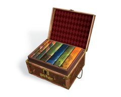 Harry Potter Hard Cover Boxed Set: Books #1-7-cover