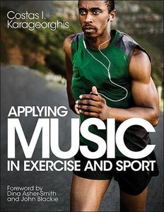 Applying Music in Exercise and Sport-cover
