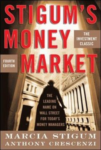 Stigum's Money Market, 4E-cover