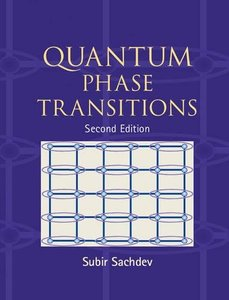 Quantum Phase Transitions-cover