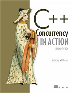 C++ Concurrency in Action, 2/e (Paperback)-cover