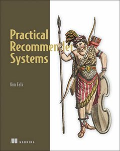 Practical Recommender Systems-cover