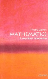 Mathematics: A Very Short Introduction-cover