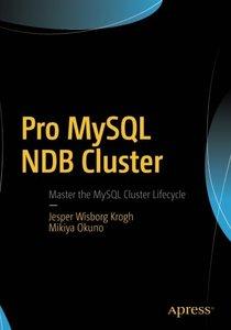Pro MySQL NDB Cluster-cover