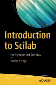 Introduction to Scilab: For Engineers and Scientists-cover