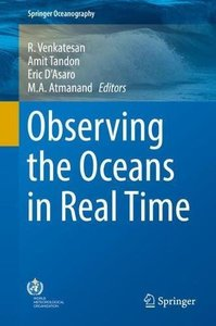 Observing the Oceans in Real Time (Springer Oceanography)-cover