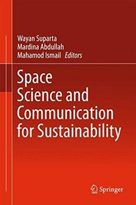 Space Science and Communication for Sustainability-cover