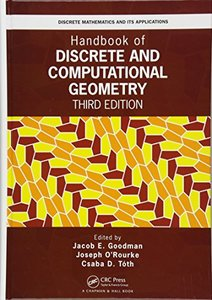 Handbook of Discrete and Computational Geometry, Third Edition (Discrete Mathematics and Its Applications)-cover
