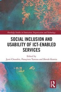 Innovative ICT-enabled Services and Social Inclusion (Routledge Studies in Technology, Work and Organizations)-cover