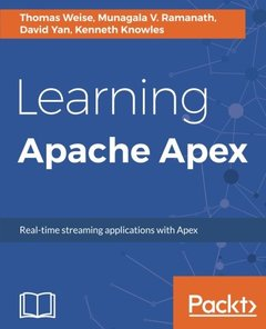 Learning Apache Apex-cover