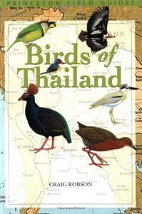 Birds of Thailand (Princeton Field Guides)