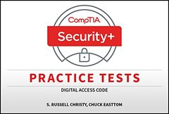 CompTIA Security+ Practice Tests Digital Access Code