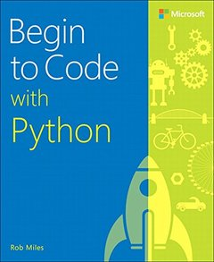 Begin to Code with Python-cover
