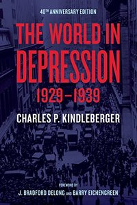 The World in Depression, 1929–1939-cover