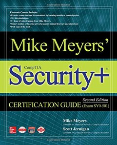 Mike Meyers' CompTIA Security+ Certification Guide, Second Edition (Exam SY0-501)-cover