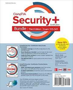 CompTIA Security+ Certification Bundle, Third Edition (Exam SY0-501)-cover